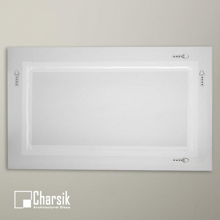 آینه دکوراتیو، طرح تراش چارسیک