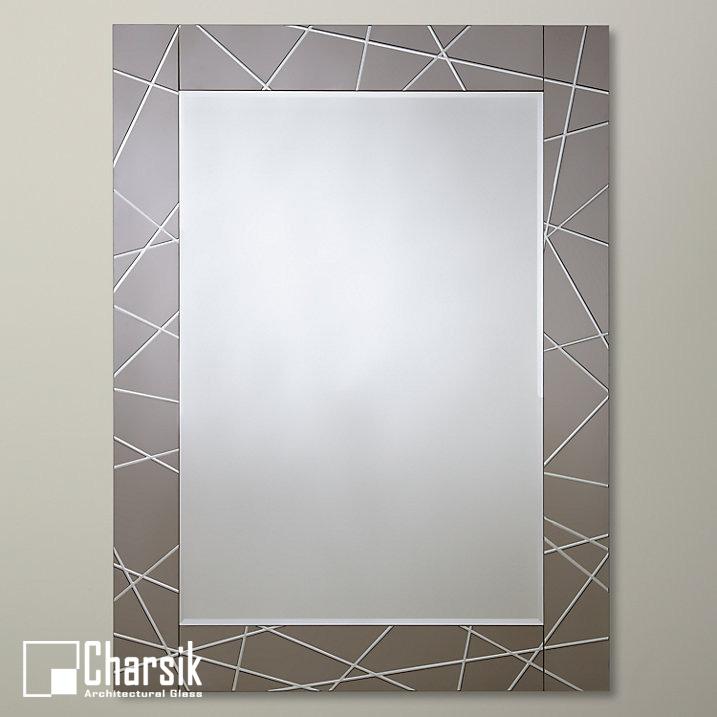 آینه دکوراتیو، طرح روژان چارسیک