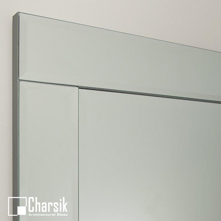 آینه دکوراتیو، طرح مروارید چارسیک