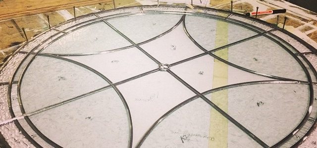 مراحل ساخت شیشه استین گلاس