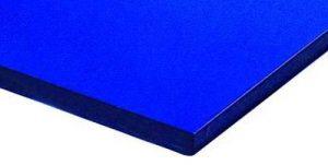 شیشه آبی چگونه تولید می شود و مواد تشکیل دهنده آن چیست؟