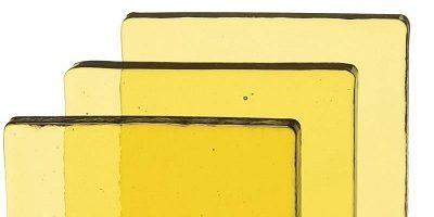 شیشه زرد چگونه تولید می شود و مواد تشکیل دهنده آن چیست؟