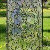 شیشه دکوراتیو پنجره، کد W04