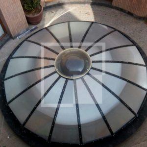 سقف شیشه ای نورگیر سقفی