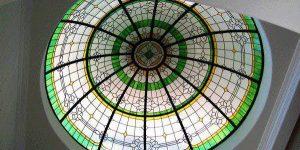 گنبد شیشه ای چارسیک