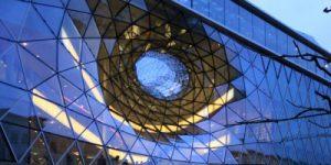 نماهای شیشه ای چارسیک. (1)