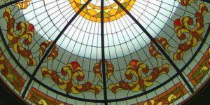 مزایای گنبد شیشه ای در مقایسه با گنبد گچ کاری شده (قسمت اول)