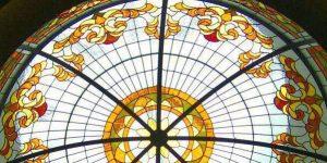 مزایای گنبد شیشه ای در مقایسه با گنبد گچ کاری شده (قسمت دوم)