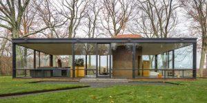 خانه شیشه ای چارسیک