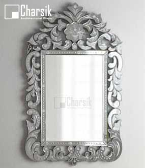 آینه ونیزی طرح سیسیل چارسیک