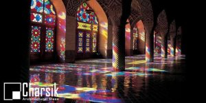نور در معماری اسلامی