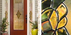 طراحی و ساخت درب های لوکس ورودی لابی در چارسیک