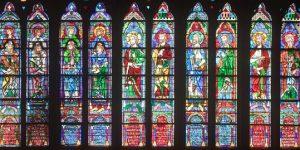پنجره کلیسای نوتردام