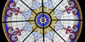نورگیر ساختمان تزئینی