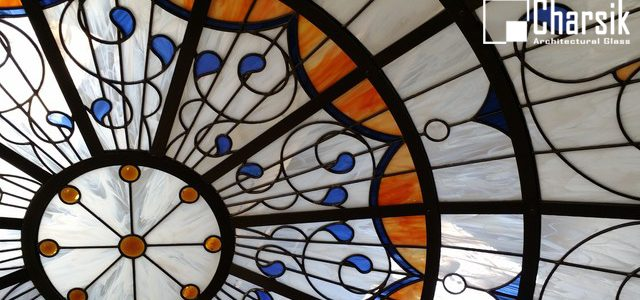 گنبد شیشه ای