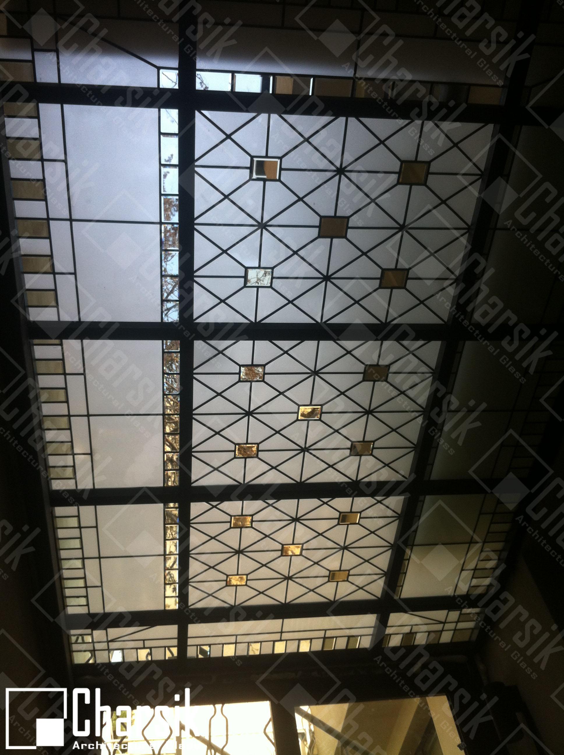 نورگیر سقفی لاکچری چارسیک