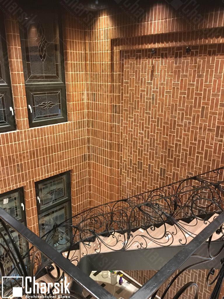 پنجره تزئینی دکوراتیو