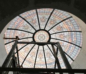 گنبد شیشه ای استین گلاس بوشهر