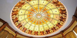 نورگیر سقفی مدرن و کلاسیک چارسیک