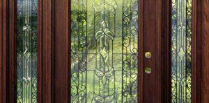 درب ورودی لابی تزئینی