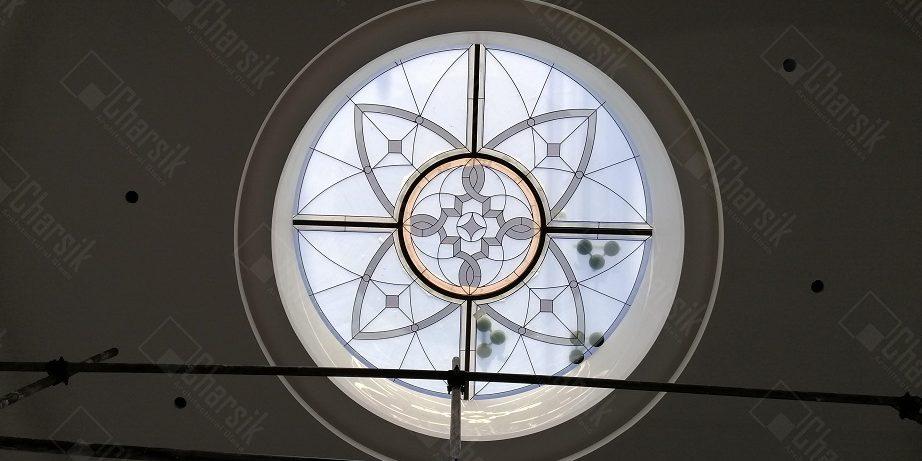 شیشه تزئینی و دکوراتیو مدرن