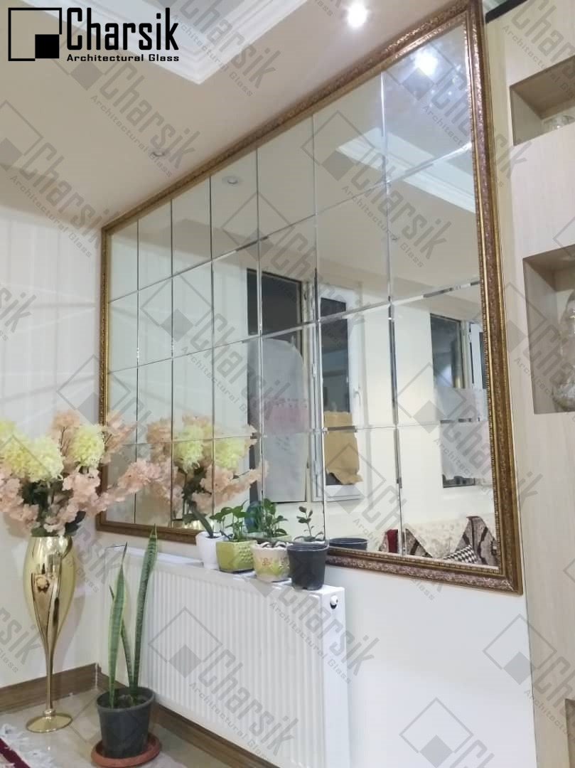 آینه دیواری خاص چارسیک