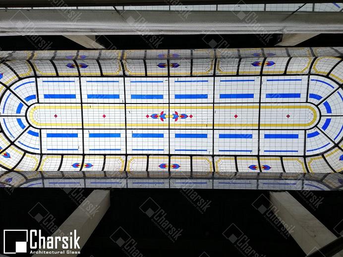 سقف شیشه ای فرشته (پروژه اتوپیا)